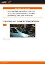 Come sostituire l'olio motore e il filtro dell'olio su FIAT PUNTO 188