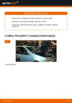 Návodý na opravu a údržbu Fiat Punto mk3 199