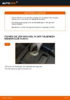 LEXUS Bremsbelagsatz hinten + vorne wechseln - Online-Handbuch PDF