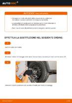 OPEL CORSA C (F08, F68) Molla Ammortizzatore sostituzione: tutorial PDF passo-passo