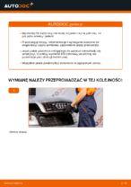 Jak wymienić filtr kabinowy w AUDI A4 B6