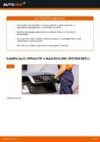 avto deli AUDI A5 | PDF Vodič za popravilo