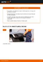 Cum se înlocuiește filtrul de habitaclu al automobilului AUDI A4 B6