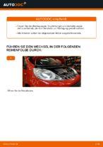 Tipps von Automechanikern zum Wechsel von PEUGEOT PEUGEOT 107 1.4 HDi Spurstangenkopf