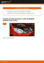 PEUGEOT 107 Handbuch zur Fehlerbehebung