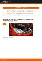 PEUGEOT 107 Luftfiltereinsatz: Kostenfreies Online-Tutorial zum Austausch