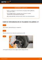 Hoe de veren van de ophanging van een Opel Corsa C vervangen