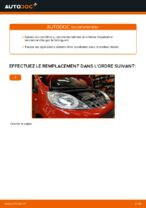 Comment remplacer un filtre pour moteur sur une Peugeot 107 PM PN