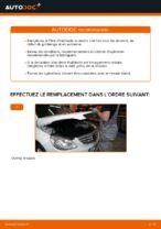 Comment remplacer un filtre à air d'habitacle sur une Mercedes W245