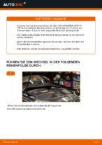 Schritt-für-Schritt-PDF-Tutorial zum Bremsscheiben-Austausch beim VW GOLF V (1K1)