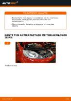 PEUGEOT οδηγίες επισκευής pdf