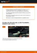 Bremsscheiben wechseln FORD FIESTA: Werkstatthandbuch