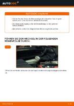 PROFIT 5000-1654 für Fiesta Mk5 Schrägheck (JH1, JD1, JH3, JD3) | PDF Handbuch zum Wechsel