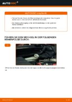 Wie Sie die vorderen Bremsbeläge am Ford Fiesta V JH JD ersetzen