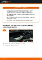 Bremsscheiben erneuern FORD FIESTA: Werkstatthandbücher