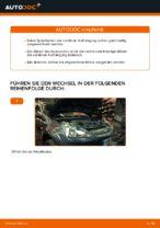 Wie Sie die vorderen Fahrwerksfedern am Ford Fiesta V JH JD ersetzen