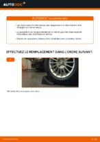 Comment remplacer les ressorts de suspension arrière sur une Ford Fiesta V JH JD