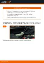 FORD FIESTA VI Van tutoriel de réparation et de maintenance