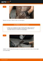 Comment remplacer les essuie-glaces arrière sur une Ford Fiesta V JH JD