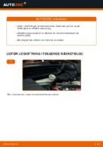 Udskiftning af Bremseklods bag og foran FORD gør det selv - online manualer pdf