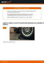 Guía de reparación paso a paso para Ford Fiesta ja8