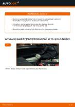 tylne i przednie Zestaw klocków hamulcowych, hamulce tarczowe FORD Fiesta Mk6 Hatchback (JH1, JD1, JH3, JD3)   PDF poradnik wymiany