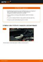 Ako vymeniť predné brzdové kotúče na Ford Fiesta V JH JD