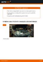 Výmena Pruženie FORD FIESTA: dielenská príručka