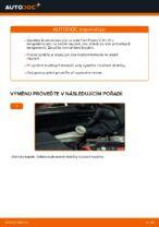 PDF návod na výměnu: Kotouče FORD Fiesta Mk5 Hatchback (JH1, JD1, JH3, JD3) zadní a přední