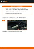 náhradní díly auto FORD Fiesta Mk5 Hatchback (JH1, JD1, JH3, JD3) | PDF Manuál pro opravu