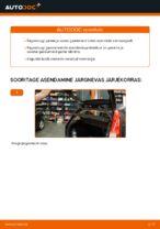 Tagaluugi amort vahetus: pdf juhend FORD FIESTA