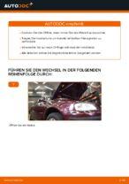 Wie Sie Motoröl und den Ölfilter am AUDI A3 8L1 ersetzen
