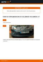 Aanbevelingen van de automonteur voor het vervangen van FORD Ford Fiesta V jh jd 1.4 16V Remblokken