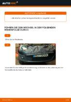 Wie der Austausch des Motor-Keilrippenriemens bei Ford Fiesta V JH JD-Autos funktioniert