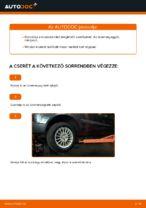 Autószerelői ajánlások - FORD Ford Fiesta V jh jd 1.4 16V Utastér levegő szűrő csere