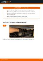 Cum se înlocuiesc plăcuțele din față ale frânei cu disc Opel Zafira F75