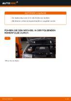 Schritt-für-Schritt-Anweisung zur Reparatur für SKODA FABIA