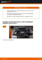 Wie Sie die vorderen Fahrwerksfedern am Skoda Fabia 6Y5 ersetzen