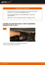 Wie Sie die vorderen Bremsbeläge am Opel Zafira F75 ersetzen