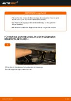 Wie Sie die hinteren Bremsbeläge am Opel Zafira F75 ersetzen