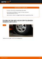Wie der Austausch von Spurstangenköpfen bei Opel Zafira F75-Autos funktioniert
