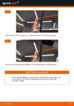 Wie Sie die hinteren Wischerblätter am Skoda Fabia 6Y5 ersetzen