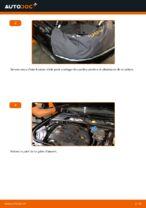 Comment remplacer un filtre à air d'habitacle sur une AUDI A4 B6 (8E5)