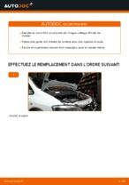 Manuel d'atelier OPEL ZAFIRA B Van pdf