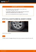 Montaggio Kit cuscinetto ruota VW GOLF V (1K1) - video gratuito