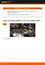How to replace a rear brake caliper onVolkswagen Golf V (1K)