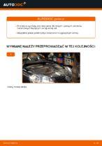 Jak wymienić tylny zacisk hamulcowy w Volkswagen Golf V (1K)