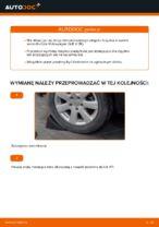 Jak wymienić łożysko piasty koła tylnego w Volkswagen Golf V (1K)