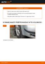 Darmowe instrukcje online jak odnowić Końcówka drążka kierowniczego poprzecznego SKODA FABIA Combi (6Y5)