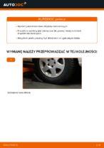 W jaki sposób wymienić końcówki drążków kierowniczych w Opel Zafira F75